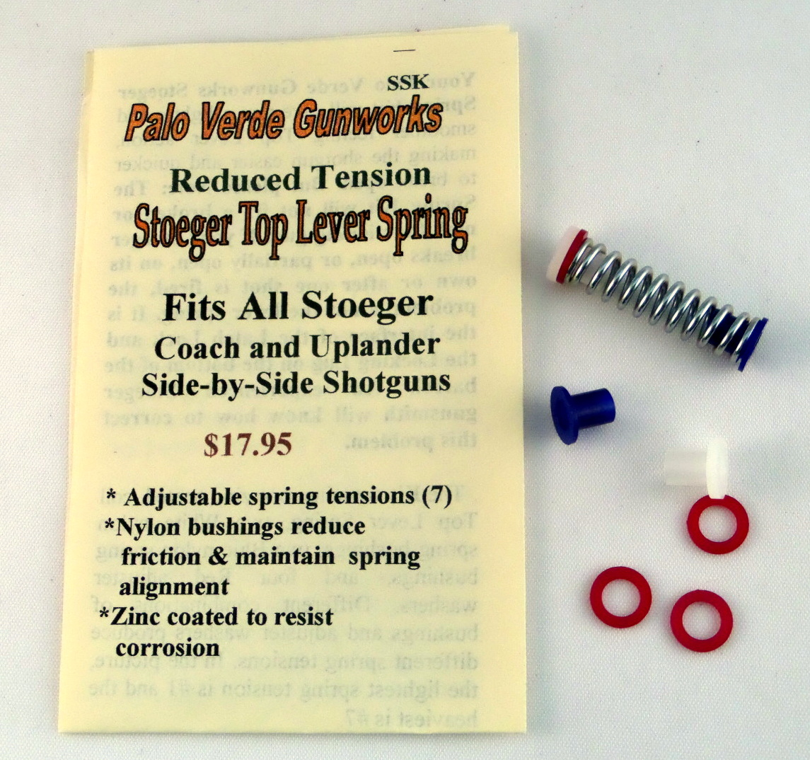 Stoeger Top Lever Spring Kit