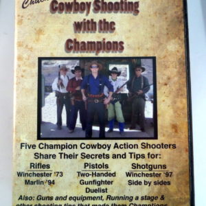 Cowboy Action Shooting Instructional DVD