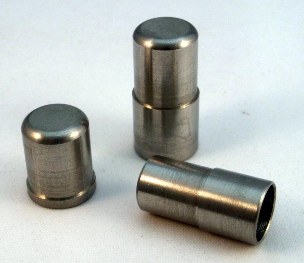 Stainless Steel Magazine Followers